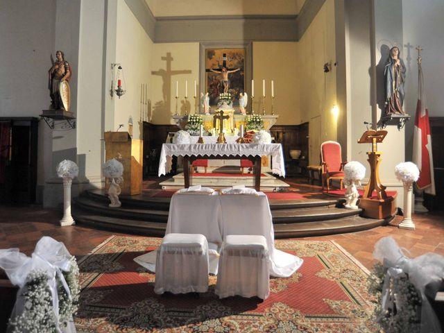 Il matrimonio di Andrea e Martina a Larciano, Pistoia 15