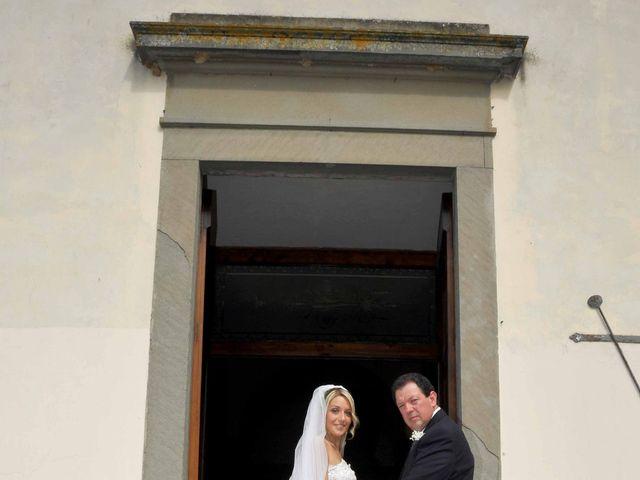 Il matrimonio di Andrea e Martina a Larciano, Pistoia 26