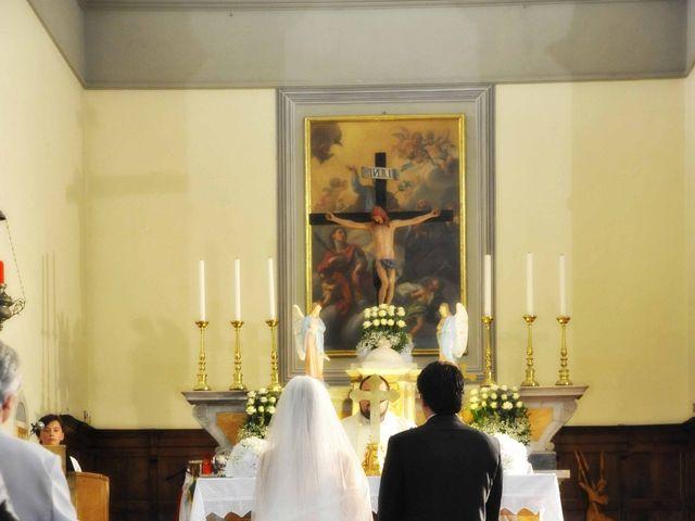 Il matrimonio di Andrea e Martina a Larciano, Pistoia 27