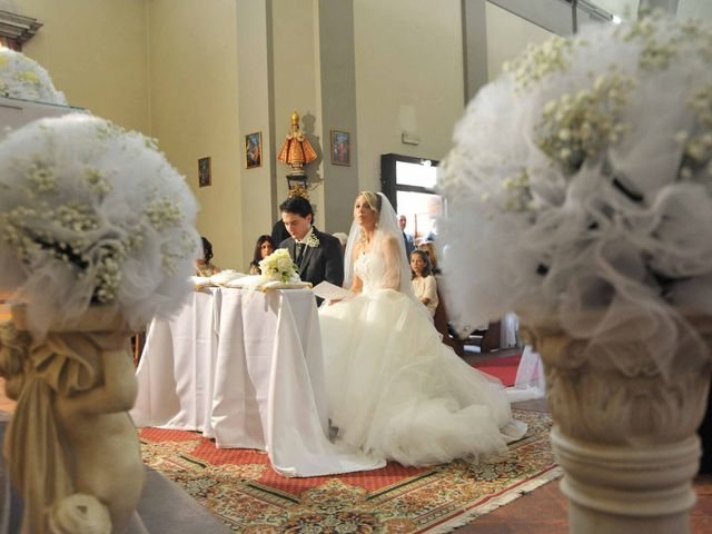 Il matrimonio di Andrea e Martina a Larciano, Pistoia 28