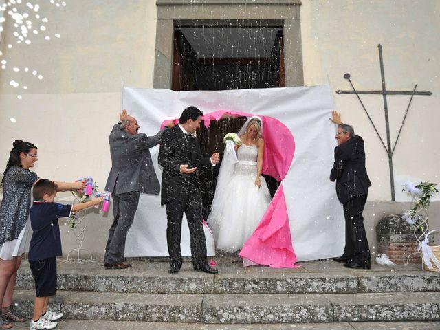 Il matrimonio di Andrea e Martina a Larciano, Pistoia 29