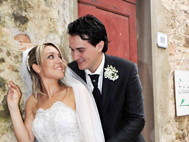 Il matrimonio di Andrea e Martina a Larciano, Pistoia 33