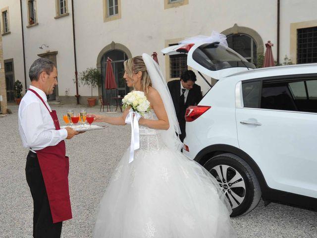 Il matrimonio di Andrea e Martina a Larciano, Pistoia 35
