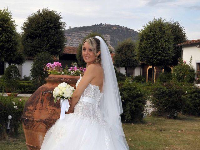 Il matrimonio di Andrea e Martina a Larciano, Pistoia 37