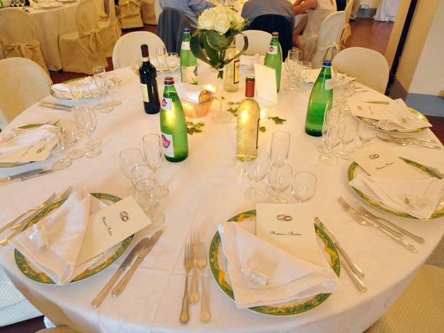 Il matrimonio di Andrea e Martina a Larciano, Pistoia 38