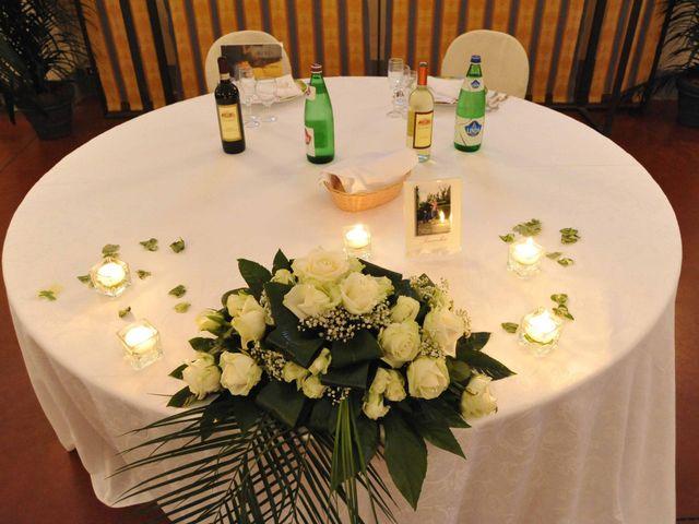 Il matrimonio di Andrea e Martina a Larciano, Pistoia 39