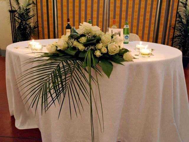 Il matrimonio di Andrea e Martina a Larciano, Pistoia 40