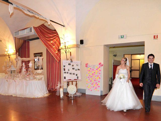 Il matrimonio di Andrea e Martina a Larciano, Pistoia 51