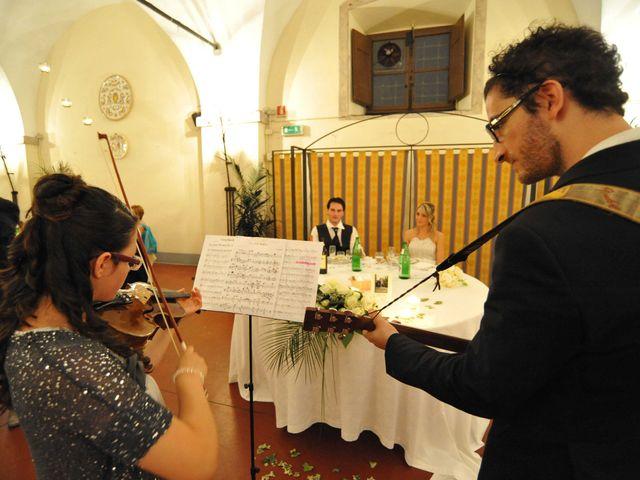 Il matrimonio di Andrea e Martina a Larciano, Pistoia 52