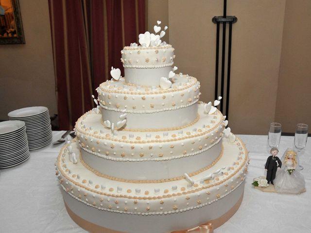 Il matrimonio di Andrea e Martina a Larciano, Pistoia 55