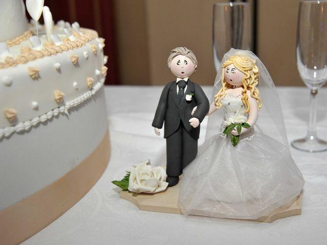 Il matrimonio di Andrea e Martina a Larciano, Pistoia 56
