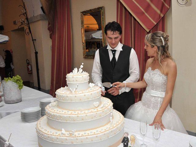 Il matrimonio di Andrea e Martina a Larciano, Pistoia 58