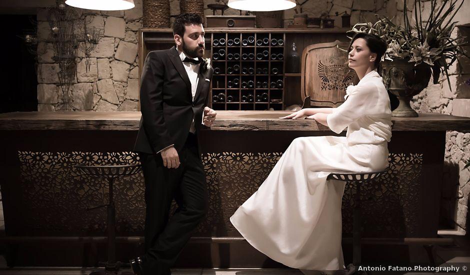 Il matrimonio di Simone e Fulvia a Lecce, Lecce