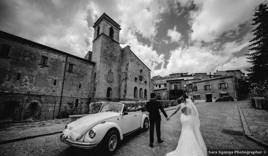 Il matrimonio di Francesco e Marianna a San Giovanni in Fiore, Cosenza