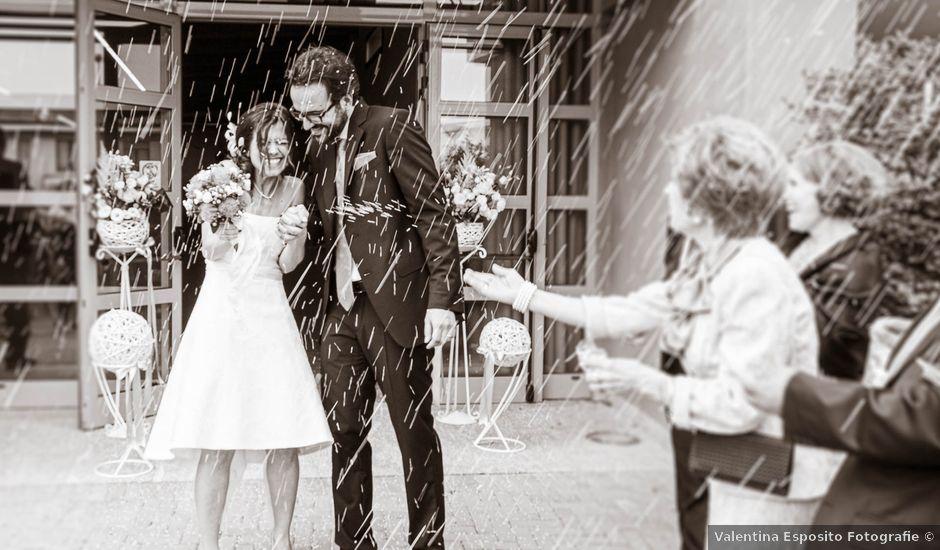 Il matrimonio di Davide e Aga a Torino, Torino