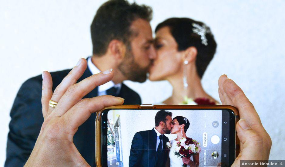 Il matrimonio di Daniele e Serena a Castano Primo, Milano