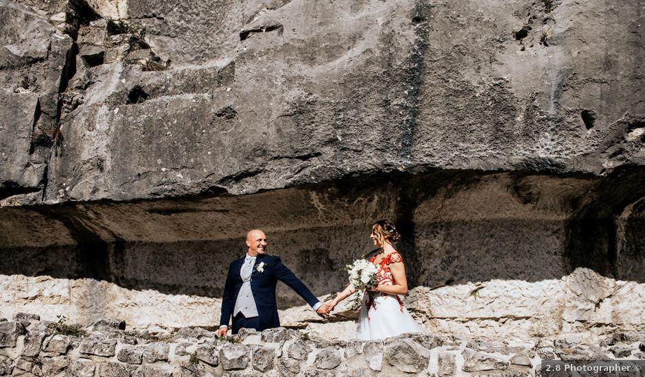 Il matrimonio di Annagrazia e Fabrizio a Pretoro, Chieti
