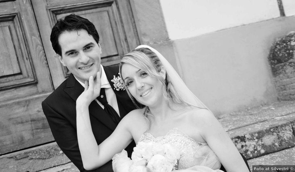 Il matrimonio di Andrea e Martina a Larciano, Pistoia