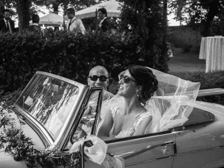 le nozze di Ilaria e Ludovico