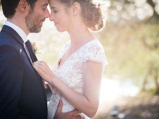Le nozze di Nicole e David