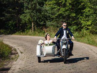 Le nozze di Joanna e Dominik