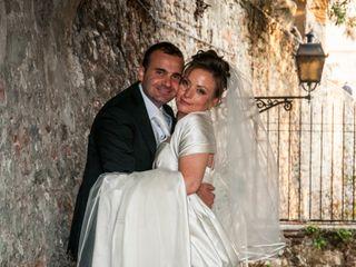 Le nozze di Gabriella e Marco