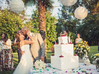 le nozze di Tania e Ronny