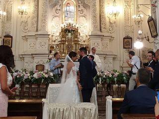 Le nozze di Pierluigi  e Veronica