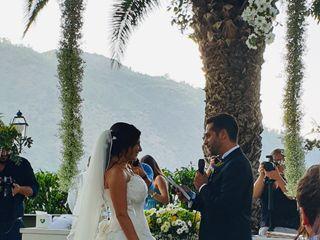 Le nozze di Roberta e Giovanni 1