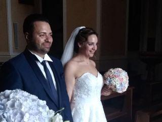 Le nozze di Chiara e Rosario  1