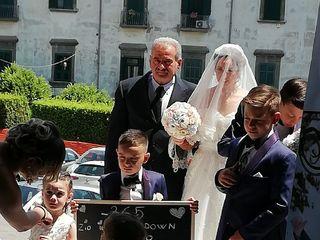Le nozze di Chiara e Rosario  2