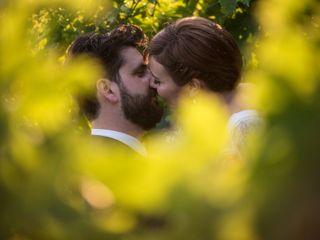 Le nozze di Romina e DIego