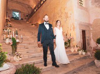 Le nozze di Teresa e Salvatore