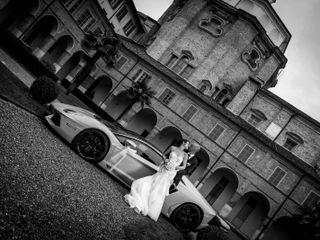 Le nozze di Antonella e Massimiliano 1