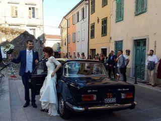 Le nozze di Lucio e Francesca
