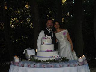 Le nozze di Lara e Mauro