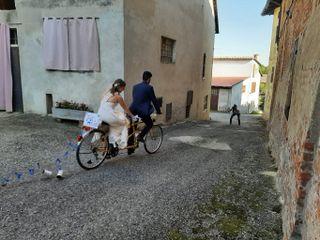 Le nozze di Giorgia e Sebastian