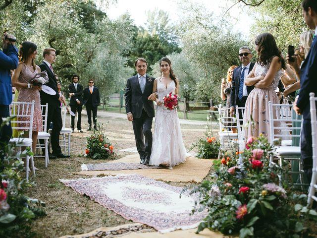 Il matrimonio di Eugenio e Eleonora a Roma, Roma 43