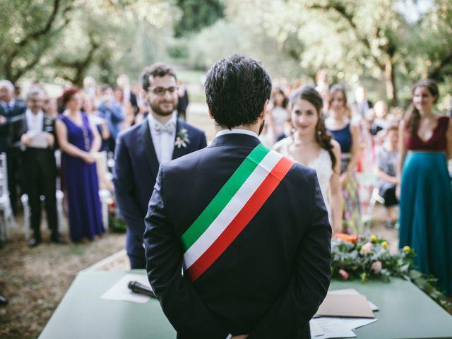 Il matrimonio di Eugenio e Eleonora a Roma, Roma 44