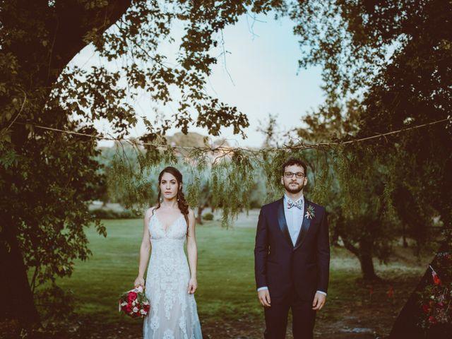 Il matrimonio di Eugenio e Eleonora a Roma, Roma 1