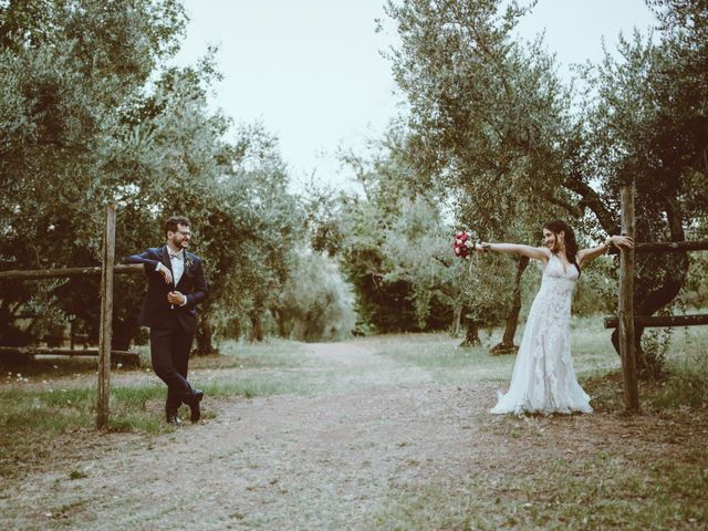 Il matrimonio di Eugenio e Eleonora a Roma, Roma 63