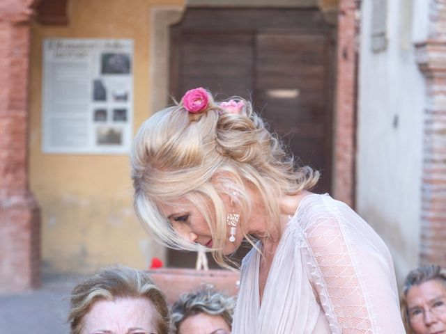Il matrimonio di Luigi e Simona a Todi, Perugia 6