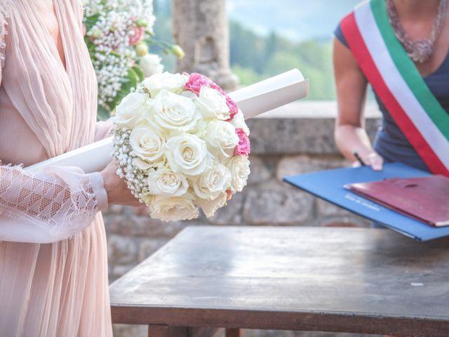 Il matrimonio di Luigi e Simona a Todi, Perugia 21