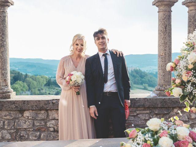 Il matrimonio di Luigi e Simona a Todi, Perugia 25
