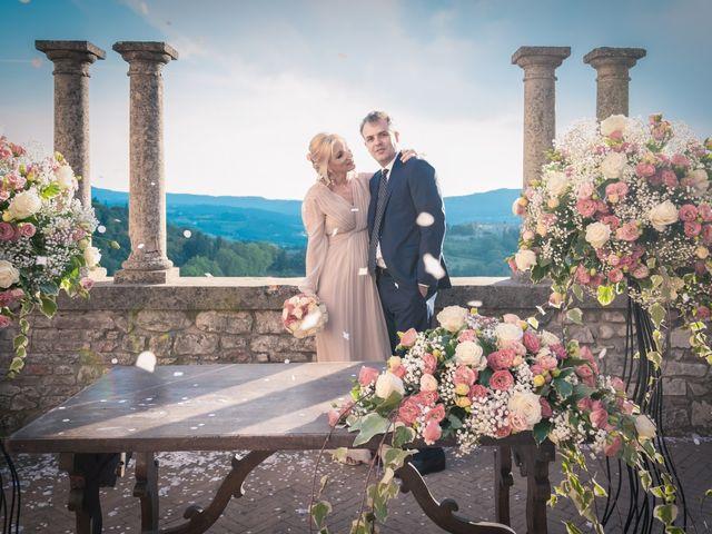 Il matrimonio di Luigi e Simona a Todi, Perugia 26