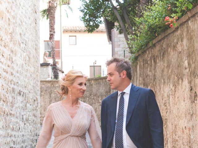 Il matrimonio di Luigi e Simona a Todi, Perugia 39