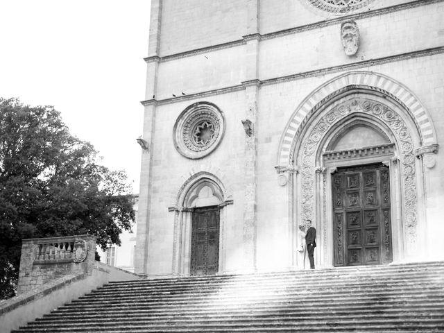 Il matrimonio di Luigi e Simona a Todi, Perugia 43