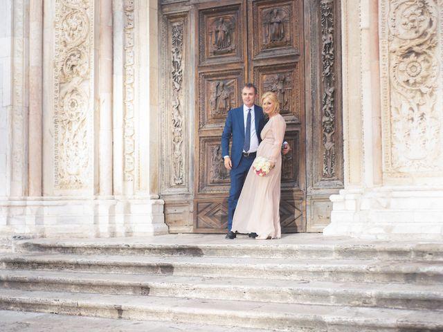 Il matrimonio di Luigi e Simona a Todi, Perugia 44