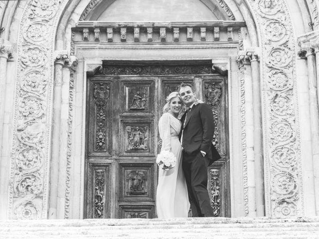 Il matrimonio di Luigi e Simona a Todi, Perugia 47
