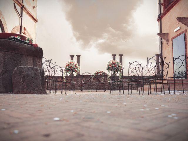 Il matrimonio di Luigi e Simona a Todi, Perugia 49